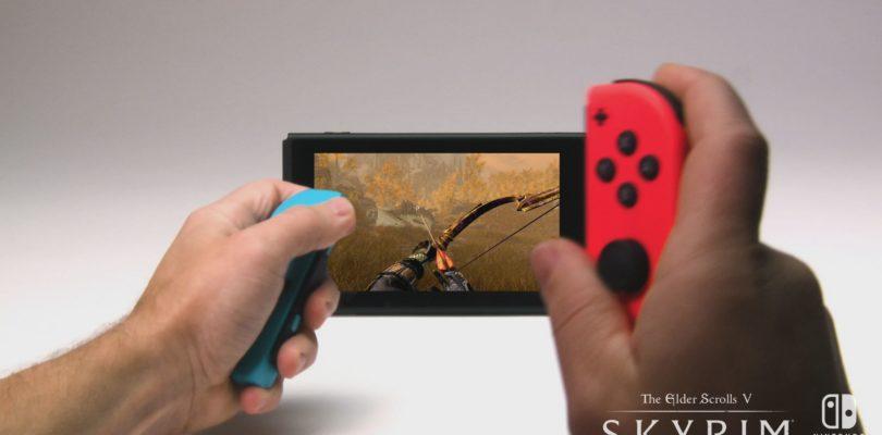 [NINTENDO DIRECT] Skyrim per Nintendo Switch- Data di Rilascio