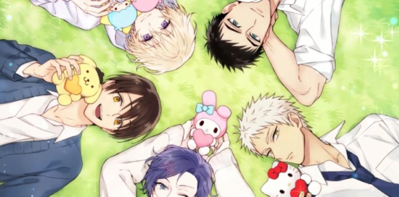 [ANIME] Sanrio Boys – Rivelata visual e immagini dei personaggi