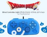 Playstation 4 riceve il controller dello slime di Dragon Quest