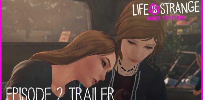 L'EPISODIO 2 DI LIFE IS STRANGE : IL MONDO NUOVO È ORA DISPONIBILE SU XBOX ONE, PLAYSTATION 4 E PC
