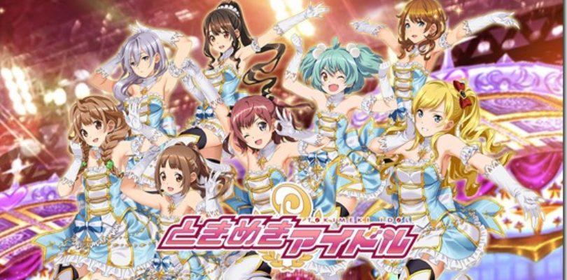 Tokimeki Idol – Trailer gameplay per il gioco smartphone