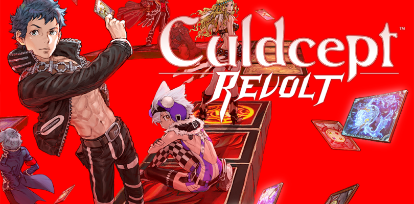 CULDCEPT REVOLT È ORA DISPONIBILE IN EUROPA