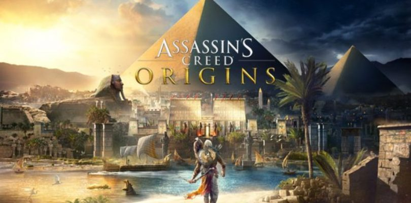 Assassin's Creed Origins si prepara al rilascio con un nuovo trailer in 4K