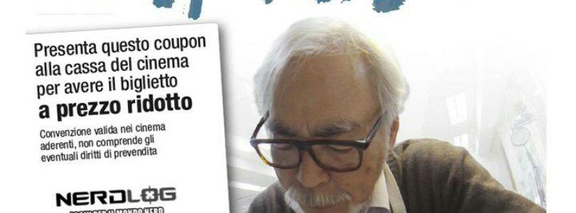 Never Ending Man – Hayao Miyazaki – Coupon film sul grande maestro