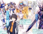 A Certain Magical Virtual-On – Aggiunto Acqua of the Back al gioco