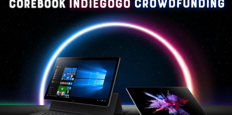 CHUWI CoreBook – Nuovo tablet, sconti e un nuovo Giveaway