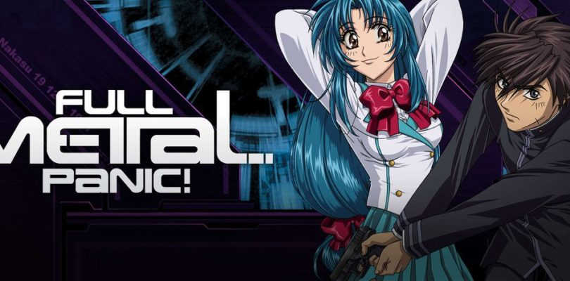 [ANIME] Film Full Metal Panic! – Rivelate date di uscita e video promo