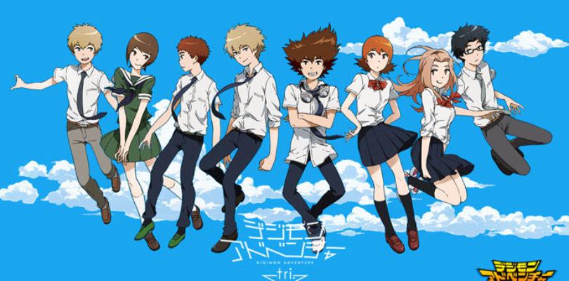 [ANIME] Digimon Adventure tri. – Rivelato il titolo del sesto film