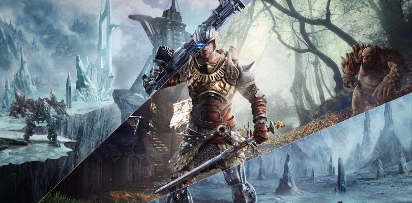 Il trailer di lancio di ELEX, l'open-world RPG post-apocalittico, è disponibile!