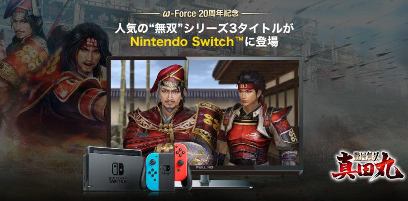 Trailer per Dynasty Warriors 8, Samurai Warriors, Warriors Orochi 3 Ultimate