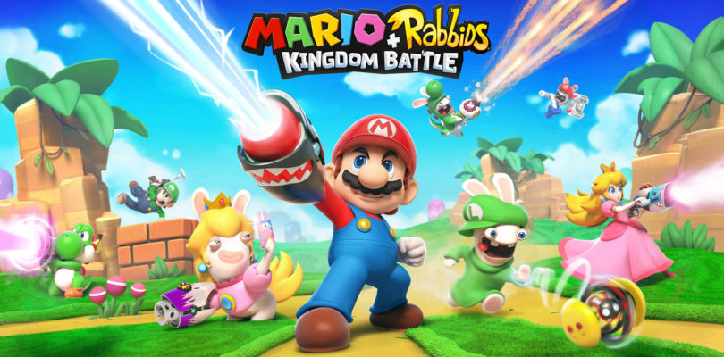 Mario + Rabbids: Kingdom Battle – nuovo DLC disponibile su Nintendo Switch