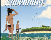 Sergio Bonelli Editore – Lavennder, la nuova inedita graphic novel di Giacomo Bevilacqua