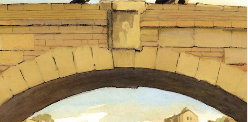 Sergio Bonelli Editore – Mercurio Loi a passeggio per Roma