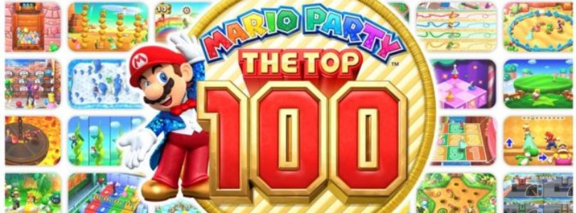 Mario Party: The Top 100 ha 3 modalità e amiibo disponibili