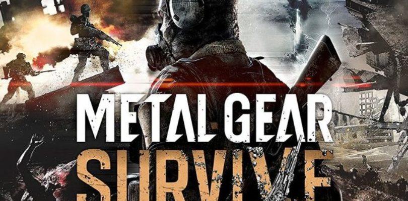 Metal Gear Survive riceve la data di rilascio, nuovi screenshot, Box Art e Day One Edition