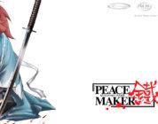 [ANIME] Peacemaker Kurogane – Il film uscirà nel 2018 in due parti