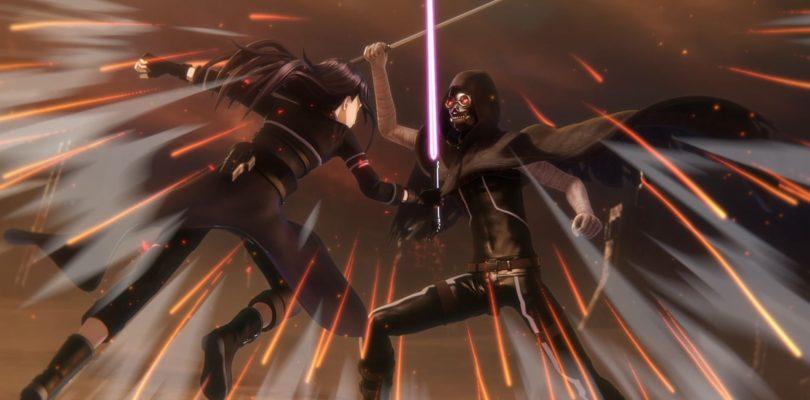 Sword Art Online: Fatal Bullet – Rivelati Yuuki, Strea e altri in nuovi screenshot