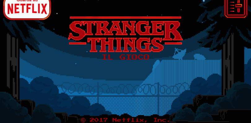 [ Games / Serie TV ] Stranger Things: The Game