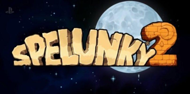 [LIVE PLAYSTATION] Spelunky 2 –  Rivelato il trailer durante la live Sony