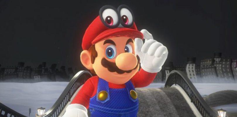 Super Mario Odyssey si prepara al rilascio con due nuovi trailer