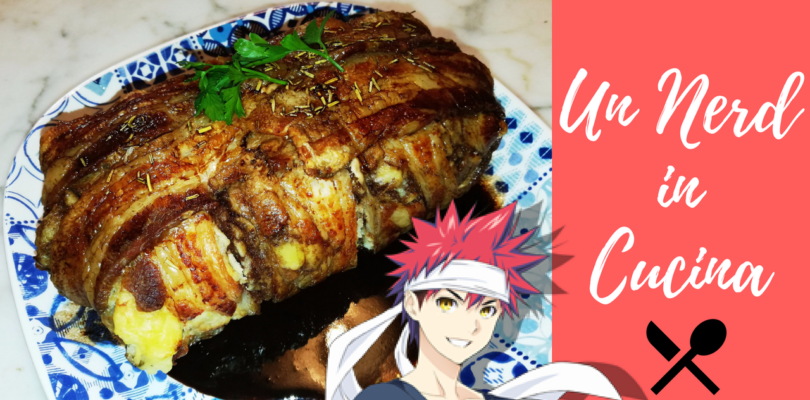 Un Nerd in Cucina – Fake Roast Pork e Food Wars