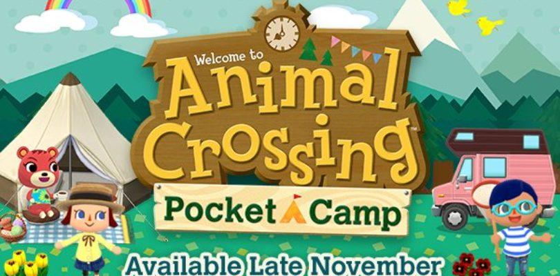 Animal Crossing: Pocket Camp – In arrivo il gioco per smartphone