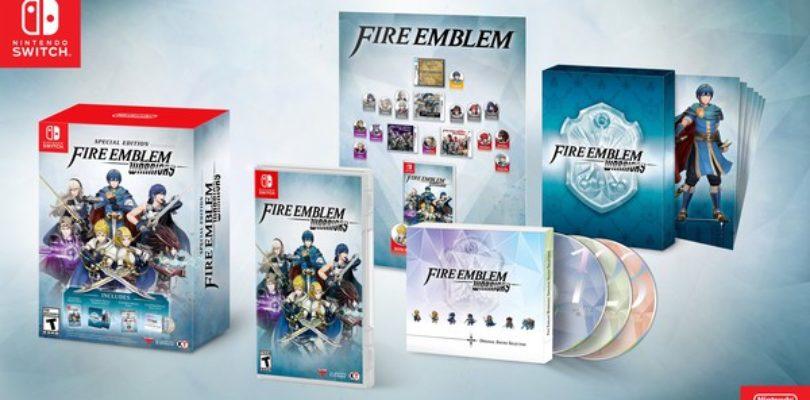 Fire Emblem Warriors – Rivelato il trailer di lancio