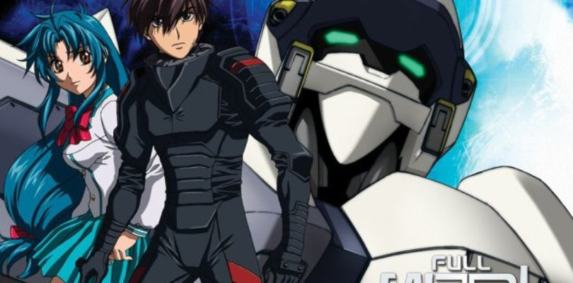 [ANIME] Full Metal Panic! Invisible Victory – Nuovo video promo