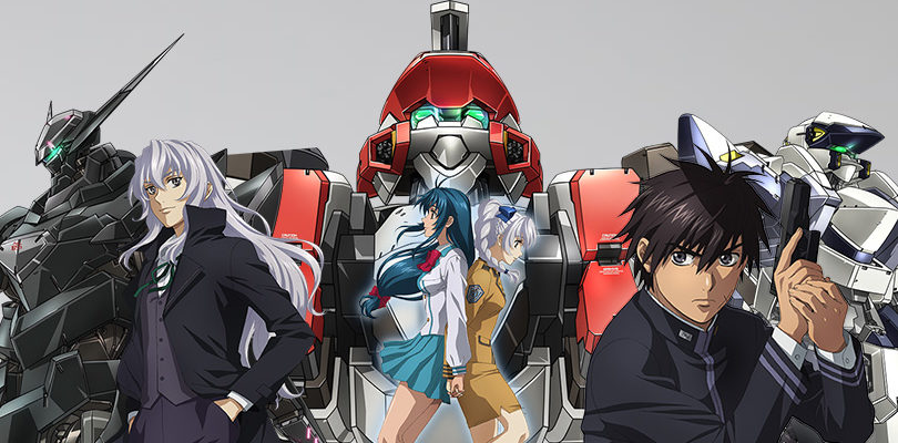 Bandai Namco rivela il gioco Full Metal Panic! Tatakau Who Dares Wins per PS4