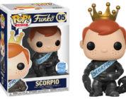Scorpio Freddy Funko si aggiunge alla linea dedicata allo zodiaco!