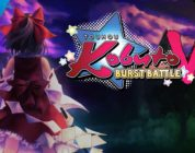 Touhou Kobuto V: Burst Battle – Trailer mostra Gameplay