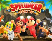 LA DEMO GIOCABILE DI SPELUNKER PARTY! È ORA DISPONIBILE SU NINTENDO SWITCH