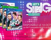 SCALDA LE CORDE VOCALI! – LET'S SING 2018 E' DISPONIBILE ORA  PER PLAYSTATION®4 e WiiTM