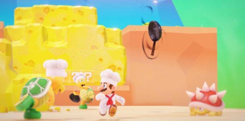 Super Mario Odyssey si aggiorna alla versione 1.0.1