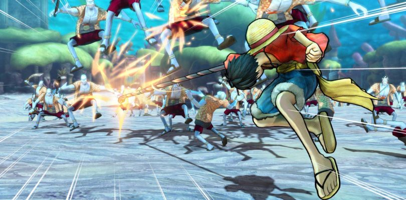 One Piece Pirate Warriors 3 – Video trailer per la versione Switch