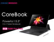 La CHUWI aggiornerà la RAM del Corebook da 6 ad 8 GB