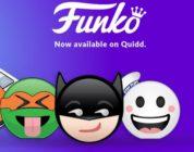 La Funko rilascia il primo personaggio animato su Quidd