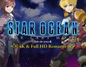 STAR OCEAN – THE LAST HOPE – 4K & Full HD Remaster  È ORA DISPONIBILE SU STEAM E PS4
