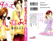 Say I love You – Il manga riceve un adattamento movie comic