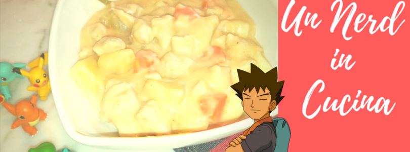 Un Nerd in Cucina – Brock's Cream Stew dei Pokemon