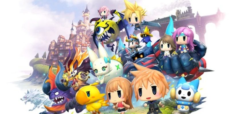 AVVENTURE E MISTERI TI ASPETTANO IN WORLD OF FINAL FANTASY SU STEAM