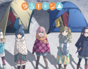 Yurucamp – Il trailer rivela l'uscita a Gennaio