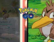 Pokemon Go offre Farfetch'd come grande premio in un nuovo evento