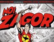Noi,Zagor – In fumetteria il DVD con un prezioso albetto