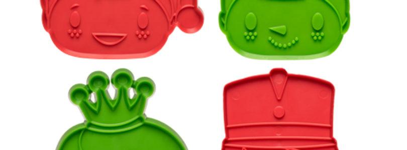 Funko – Arrivano, in limited edition, gli stampi natalizi per biscotti