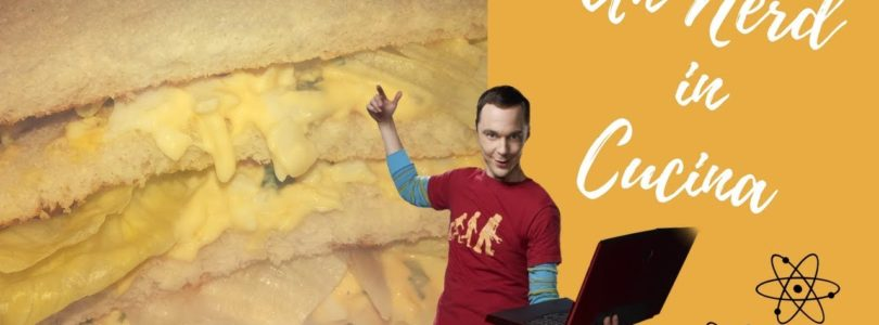Un Nerd In Cucina – Egg Salad Sandwich di The Big Bang Theory