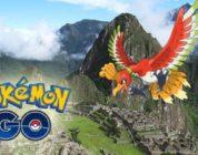 Tutti i giocatori di Pokemon GO potranno catturare Ho-Oh per un tempo limitato