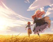 Sayonara no Asa ni Yakusoku no Hana o Kazarou – Promo video e storia