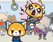 Aggretsuko – la panda rossa death metal della Sanrio diventa un Anime su Netflix