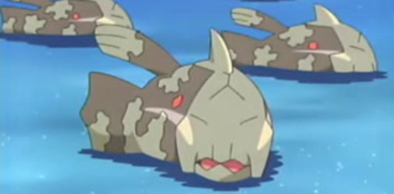 Pokemon Go – Relicanth è stato introdotto come Regionale?